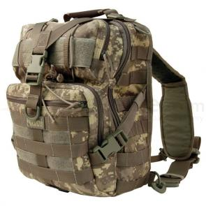 Maxpedition 0423DFC Malaga Gearslinger Backpack, Digital Foliage Camo