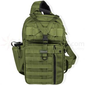 Maxpedition 0432G Kodiak Gearslinger Backpack, OD Green
