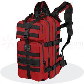 Maxpedition 0513ER Falcon-II Backpack, Fire/EMS Red