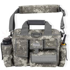 Maxpedition 0604DFC Last Resort Tactical Attache, ACU-Compatible Digital Foliage Camo