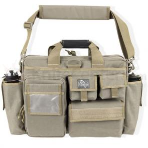 Maxpedition 0612K Aggressor Tactical Attache, Khaki