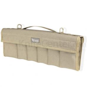 Maxpedition 1461K Dodecapod 12-Knife Carry Case, Khaki