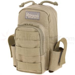 Maxpedition 1601K Tactical Handheld Computer Case, Khaki