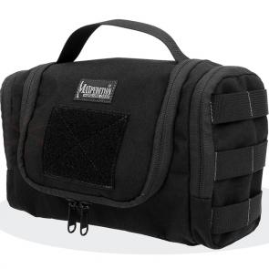 Maxpedition 1817B Aftermath Compact Toiletries Bag, Black