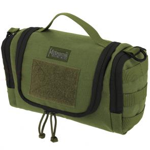 Maxpedition 1817G Aftermath Compact Toiletry Bag, OD Green