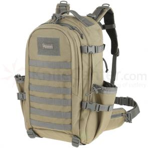 Maxpedition 9858KF Xantha Internal Frame Backpack, Khaki-Foliage