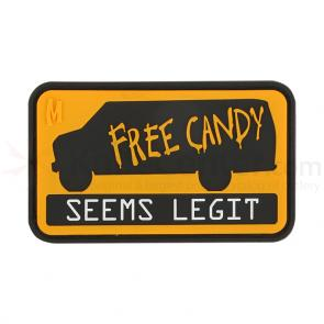 Maxpedition FRCYC PVC Free Candy Patch, Color
