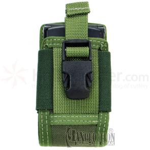 Maxpedition 0108G 4in. Clip-On Phone Holster, OD Green