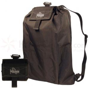 Maxpedition 0230B Rollypoly Folding Backpack, Black