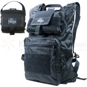 Maxpedition 0233B Rollypoly Extreme Folding Backpack, Black