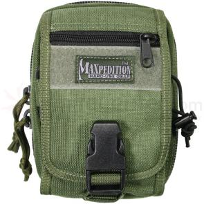 Maxpedition 0315G M-5 Waistpack, Green