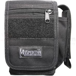 Maxpedition 0316B H-1 Waistpack, Black