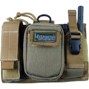 Maxpedition 0324K Triad Admin Pouch, Khaki