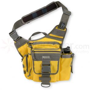 Maxpedition 0413SY Jumbo S-Type Versipack, Safety Yellow