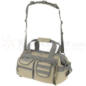 Maxpedition 0657KF Handler Kit Bag, Small, Khaki-Foliage