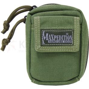 Maxpedition 2301G Barnacle Pouch, OD Green