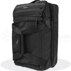 Maxpedition 5001B Tactical Rolling Carry-On Luggage, Black