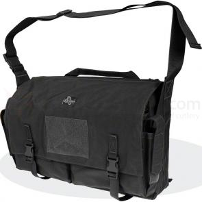 Maxpedition 9831B Gleneagle Messenger Bag (Large), Black