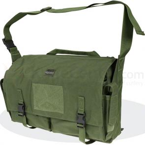Maxpedition 9831G Gleneagle Messenger Bag (Large), OD Green