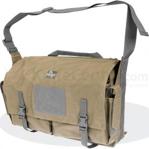 Maxpedition 9831KF Gleneagle Messenger Bag (Large), Khaki-Foliage