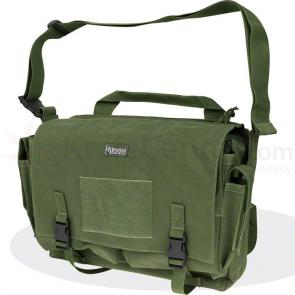 Maxpedition 9832G Larkspur Messenger Bag (Small), OD Green