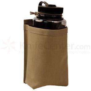 Maxpedition Hook-and-Loop 32oz/1L Water Bottle Holder, Khaki-Foliage