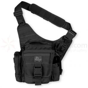 Maxpedition 9846B Jumbo L.E.O. (Law Enforcement Officer) Bag, Black