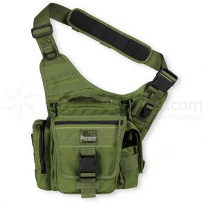 Maxpedition 9846G Jumbo L.E.O. (Law Enforcement Officer) Bag, OD Green
