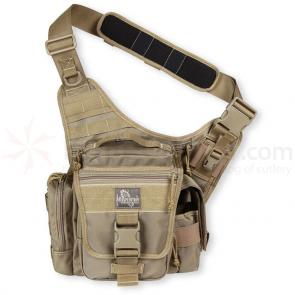 Maxpedition 9846K Jumbo L.E.O. (Law Enforcement Officer) Bag, Khaki
