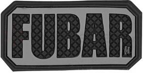 Maxpedition PVC FUBAR Patch, SWAT