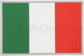 Maxpedition PVC Italy Flag Patch