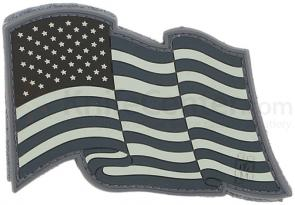 Maxpedition PVC Star Spangled Banner Patch, SWAT