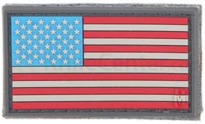 Maxpedition PVC Small USA Flag Patch