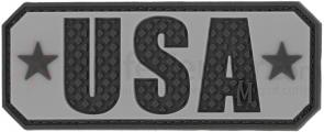 Maxpedition PVC *USA* Patch, SWAT