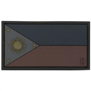 Maxpedition PHILX PVC Phillippines Flag Patch, Stealth