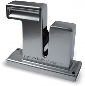 Messermeister Chantry Sharpener, Silver