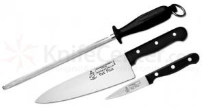 Messermeister Park Plaza 3 Piece 10 Inch  inchWhat a Steel inch Set