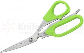 Messermeister 8-1/2 inch Take-Apart Utility Shears, Green