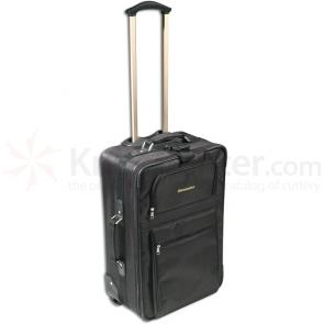 Messermeister Mobile Chef's Case on Wheels, 33 Slots
