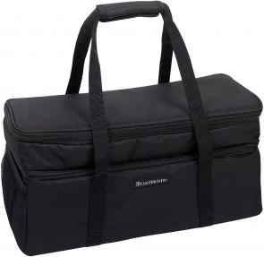 Messermeister Soft Sided Culinary Tool Box, Black