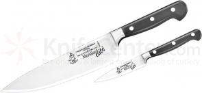 Messermeister Meridian Elite 8 inch Chef and 3-1/2 inch Paring Knife Set