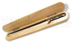 Messermeister Meridian Elite 12 inch Kullenschliff Flexible Fillet Knife in Wooden Box