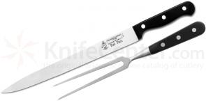 Messermeister Park Plaza 2 Piece 10 inch Kullenschliff Carving Set