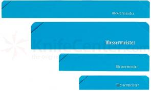 Messermeister 4 Piece Edge Guard Set, Blue