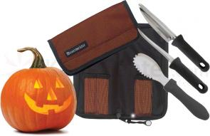 Messermeister 3 Piece Pumpkin Meister Carving Kit (MCS-3S)