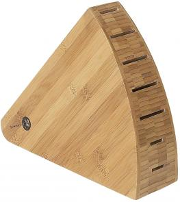 Messermeister Mu Bamboo Knife Block 7 Slot
