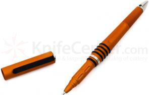 Mil-Tac Tactical Defense Pen II 5-7/8 inch Orange Anodized Aluminum