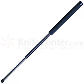 Monadnock AutoLock 26 inch Expandable Baton, Safety Tip, Foam Grip, Black Chrome