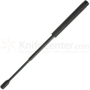 Monadnock AutoLock 22 inch Expandable Baton, Power Safety Tip, Foam Grip, Black Chrome