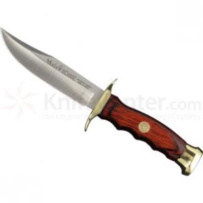 Muela BW-10 Bowie/Utility, Wood Handle